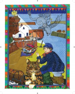 Surtsey the Cat by Hilary Roper