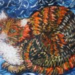 Surtsey the Cat